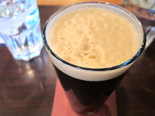 Central City's Red Racer Stout is one of several draughts available on tap along with those from R & B Brewing.