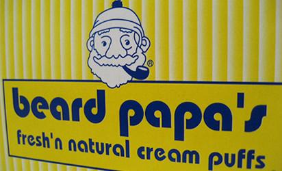 Beard Papa\'s