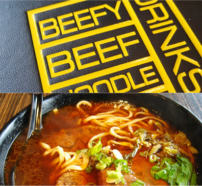 Beefy Beef Noodle