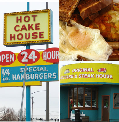 Original Hotcake and Steak House