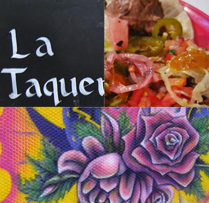La Taqueria Taco Shop