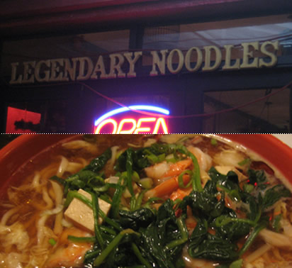 Legendary Noodles