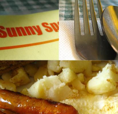 Sunny Spot Cafe